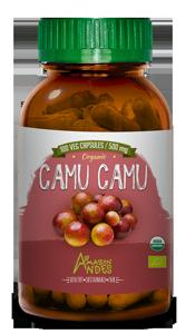 Comprar Camu Camu en cápsulas y camu camu en polvo organico