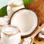Aceite de coco amazónico como alimento