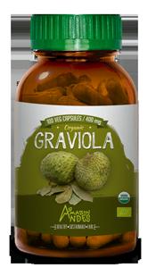 Comprar Graviola en cápsulas y en polvo